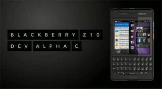 BlackBerry Dev Alpha C: BB10 Qwerty developer phone confirmed