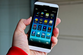 BlackBerry: Get used to Z10's poor battery