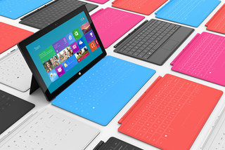 Could Microsoft Surface Pro soon have cover that charges tablet while you work?