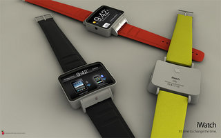 Apple curved glass smartwatch being worked on within Cupertino's walls