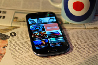 inq material serves up your daily news based on twitter and facebook social dna  image 1