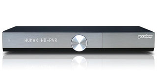 New look YouView box launched from Humax, now in silver