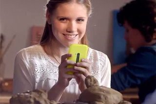 Mystery Nokia Lumia phone spotted in ad - could it be launched at MWC?