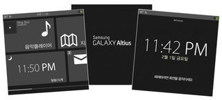 Apple iWatch beater? Samsung Altius smartwatch leaked