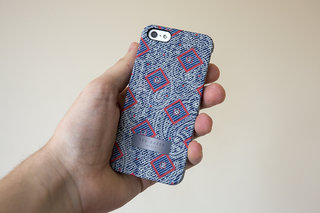Ted Baker 'Slimtim' iPhone 5 case by Proporta pictures and hands-on