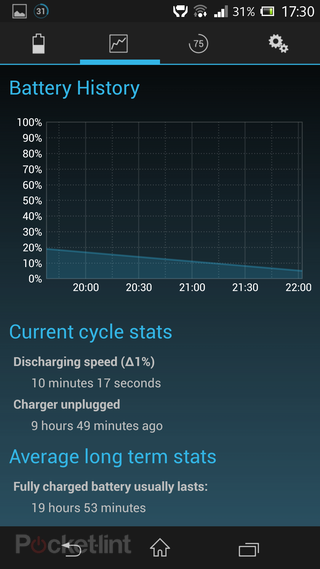 app of the day battery widget reborn review android  image 3