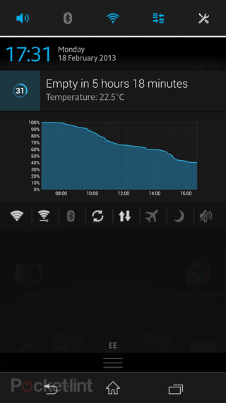 app of the day battery widget reborn review android  image 6
