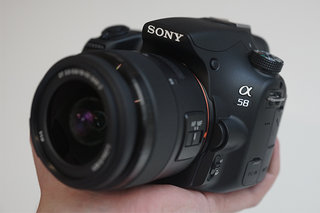 Sony Alpha A58 pictures and hands-on