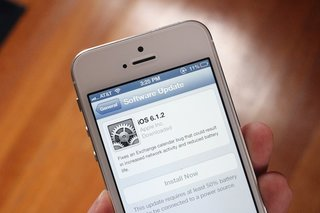 Apple releases iOS 6.1.2 with Exchange calendar bug fix