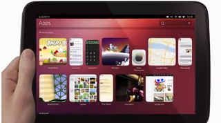 Ubuntu tablet interface revealed, coming to Nexus tablets on 21 February