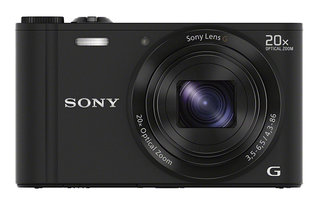 Sony Cyber-shot WX300 is the smallest travel zoom compact camera yet