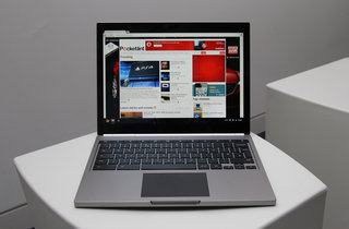 Google announces high-end Chromebook Pixel, we go hands-on