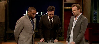 Jimmy Fallon given first PS4 hands-on with Killzone: Shadow Fall (video)