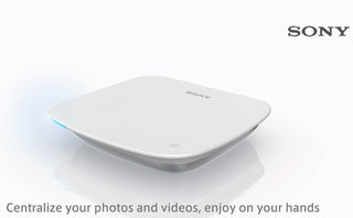 Sony Personal Content Station offers NFC backup, social sharing and transcoding (video)