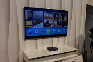 Samsung HomeSync pictures and hands-on image 5