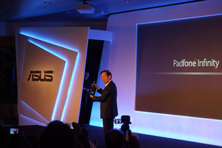 Asus Padfone Infinity: Dockable 1080p phone and tablet combination