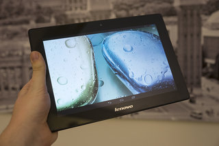 Lenovo IdeaTab S6000 pictures and hands-on