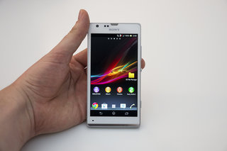 Sony Xperia SP pictures and hands-on