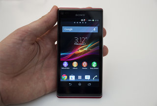 sony xperia l pictures and hands on image 1