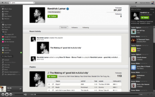 Spotify revamps social features with the ability to follow other users