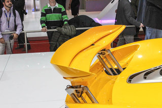 mclaren p1 pictures and hands on image 13