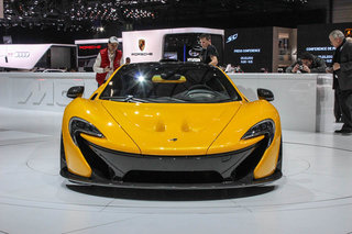 mclaren p1 pictures and hands on image 2