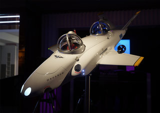 Spymaster Orcasub: The $2 million made-to-order private submarine shown as mock-up at Harrods