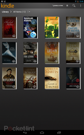 app of the day kindle for android review android  image 5
