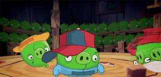Watch Angry Birds Toons in-app on your smartphone or tablet