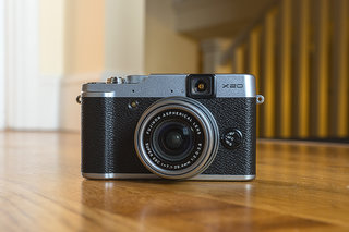 Fujifilm X20: The first sample images