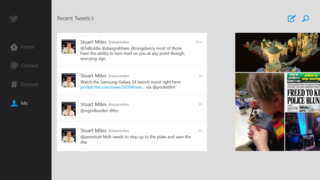 Windows 8 Twitter app goes live