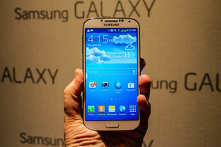 Hands-on: Samsung Galaxy S4 review