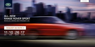 All-new Range Rover Sport confirmed, details coming 26 March