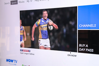 Now TV to offer Sky Sports as pay-as-you-go service without need for Sky subscription