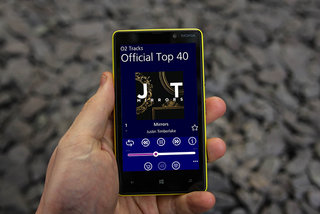 O2 Tracks now available on Windows Phone too