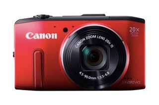 Canon PowerShot SX820 HS: Mid-range snapper with GPS and Wi-Fi