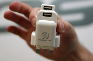Scosche CoverCharge makes your iPad charger twice as useful