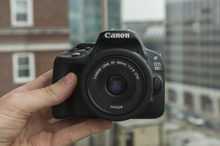 Canon EOS 100D pictures and hands-on