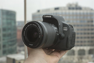 Canon EOS 700D pictures and hands-on