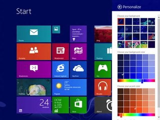 Windows Blue build leaks online with resizable tiles, app multi-tasking, more