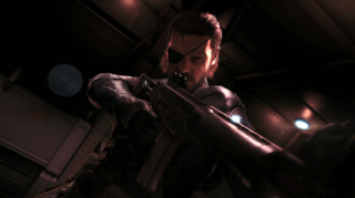 Metal Gear Solid V: The Phantom Pain unveiled, coming to Xbox 360 and PS3