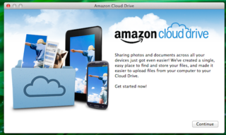 Amazon updates Cloud Drive with cross-platform file syncing