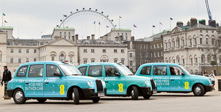 EE to launch 4G-enabled taxis in London and Birmingham