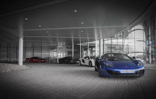inside the mclaren technology centre image 3