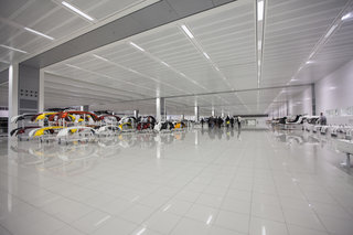inside the mclaren technology centre image 6