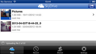 App of the day: SkyDrive review (iPhone, Android, Windows Phone)