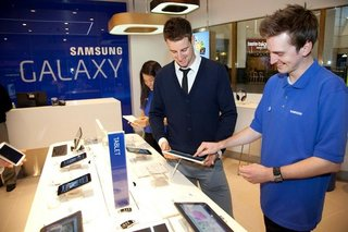 Samsung profits expected to double on last year's in latest earnings call