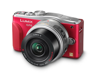 Panasonic Lumix GF6 brings improved controls, NFC and Wi-Fi in a compact system package