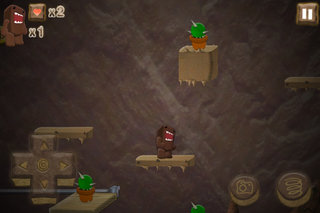 app of the day domo the journey review iphone  image 7