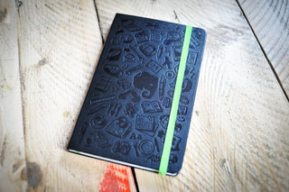 Evernote Smart Notebook pictures and hands-on